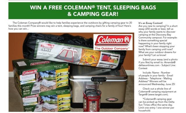 Coleman Contest